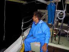 Photo: 今日からカニの解禁日ということもあり ものすごい船の数です。 ・・・うまく船の群れを撮影できませんでした。