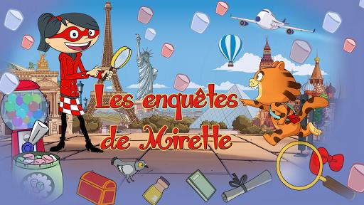 Code Triche Les enquêtes de Mirette - Objets Cachés APK MOD (Astuce) screenshots 1