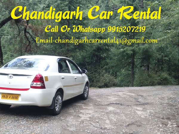 Chandigarh Car Rental Taxi Service In Chandigarh Hire Tempo Travller