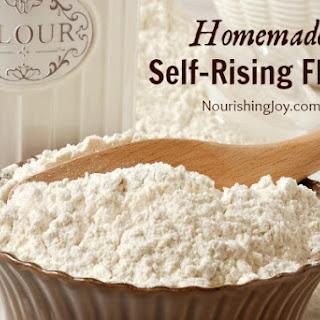 Homemade Self-Rising Flour Recipe