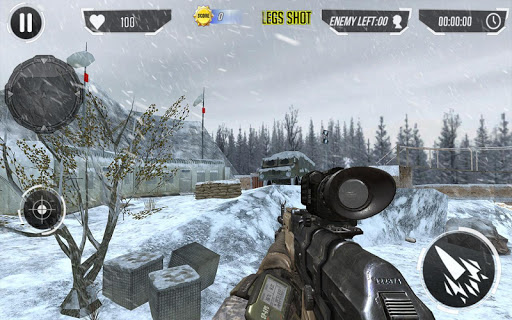World War 2 Sniper Survival Battleground - screenshot