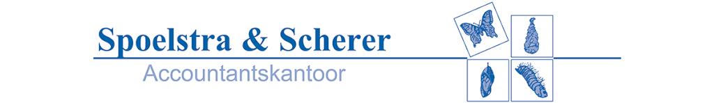Accountantskantoor Spoelstra & Scherer logo