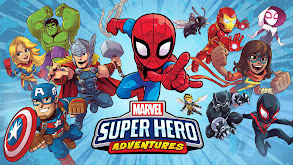 Marvel Super Hero Adventures thumbnail