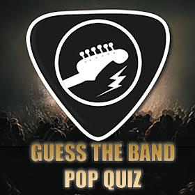 Guess the Bands - Pop Quiz