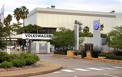 The Volkswagen SA plant in Uitenhage in the Eastern Cape.