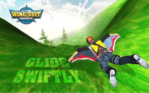 WingSuit Simulator 3D- screenshot thumbnail