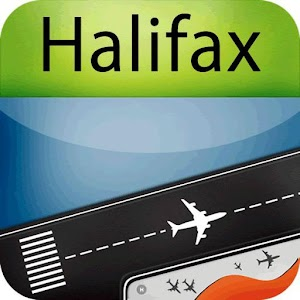 Halifax Airport+Flight Tracker