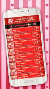 Love Ringtones Romantic Sounds - náhled