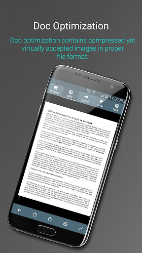 Document Scanner – PDF Creator v2.2.1 [Pro]