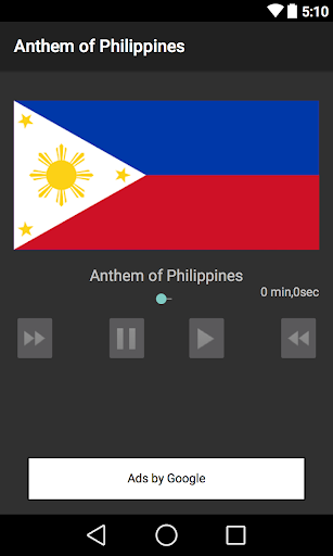 Anthem of Philippines
