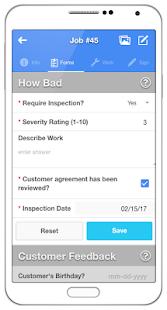 SmartField Mobile - náhled
