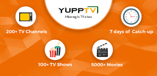 YuppTV - LiveTV Movies Shows - Apps on Google Play