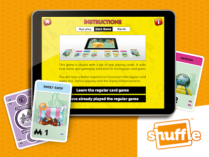 Monopoly Jr. by ShuffleCards Screenshot
