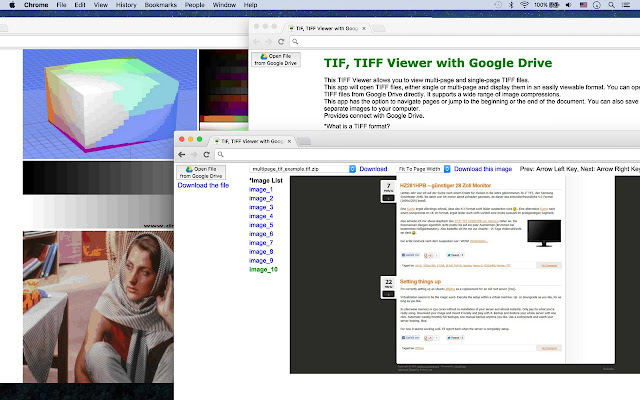 cal file viewer