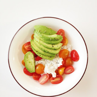 California Cottage Cheese Bowl Recipe