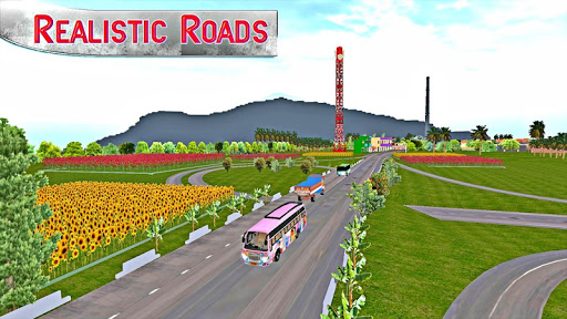Bus Simulator India Real  captures d'écran 2