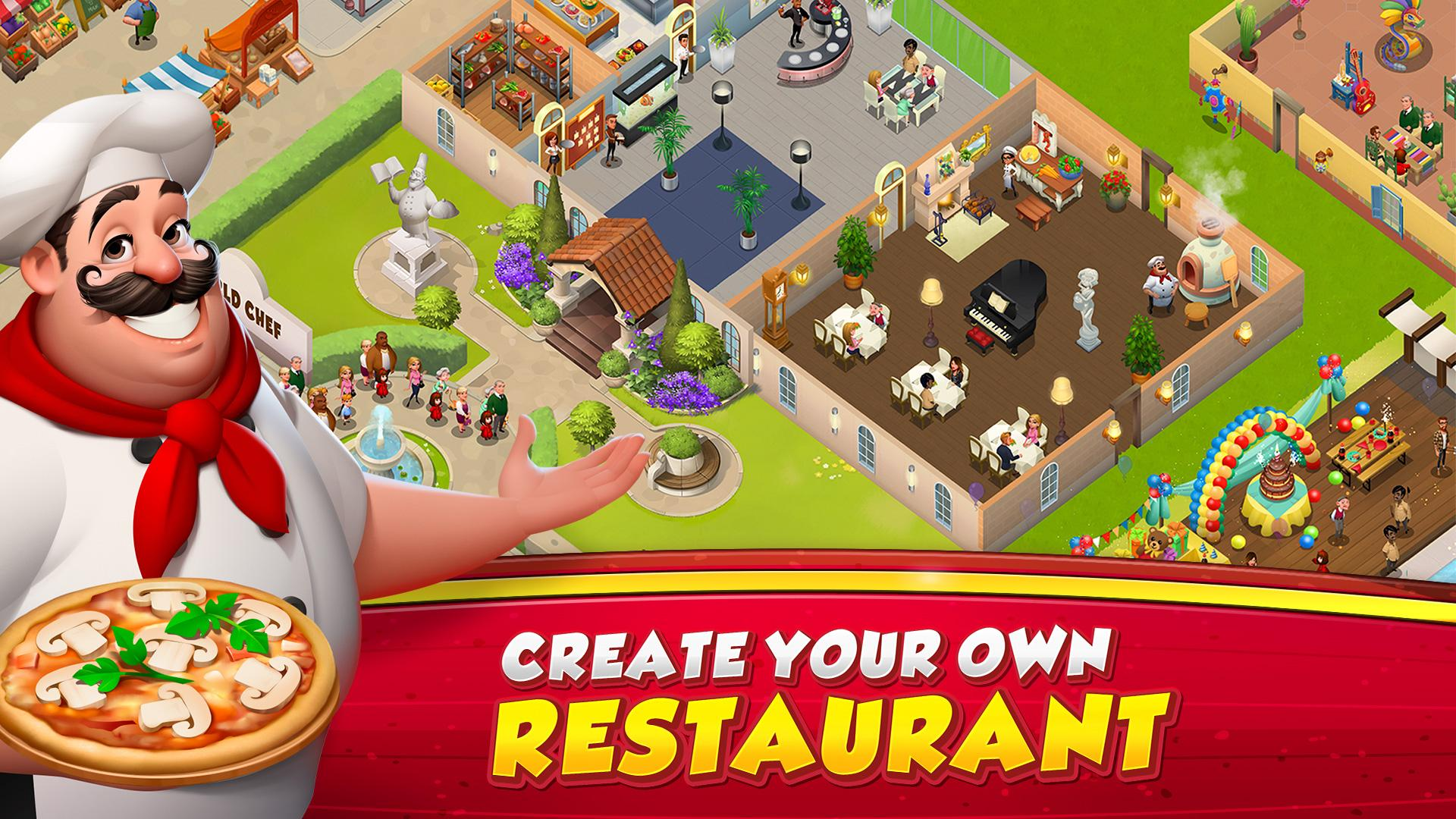 Word Chef Mod Apk (Unlimited Cooking) 1