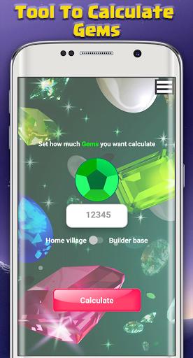 Gems calc tool 1.9.0 screenshots 3