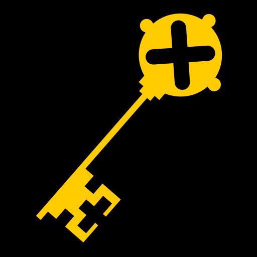 MatrixCalculator: Unlock Key Icon