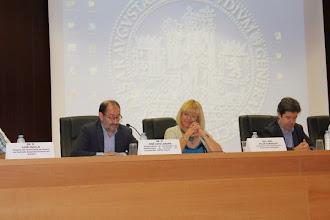 Photo: José Luis Laguna. Vicepresidente de CADIS Huesca