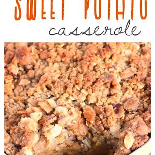 Grandma's Sweet Potato Casserole