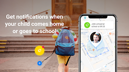 screenshot of Find My Kids: Child GPS-watch & Cell Phone Tracker