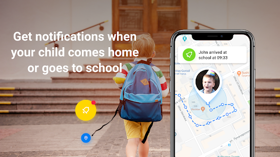 App Find My Kids: Child GPS-watch & Phone Tracker APK for Windows Phone