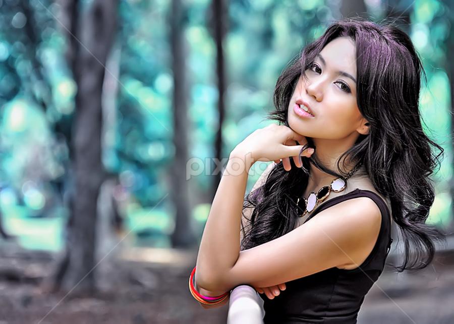 SA by Aditya Perdana - People Portraits of Women