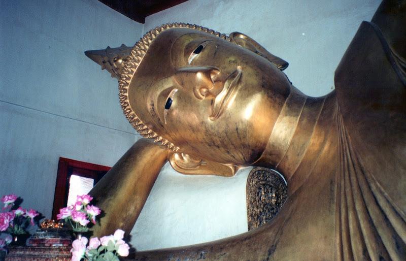 Wat Pho - Buddha sdraiato di eli2007