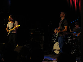 Photo: Wayne Krantz, Nate Wood, Keith Carlock
