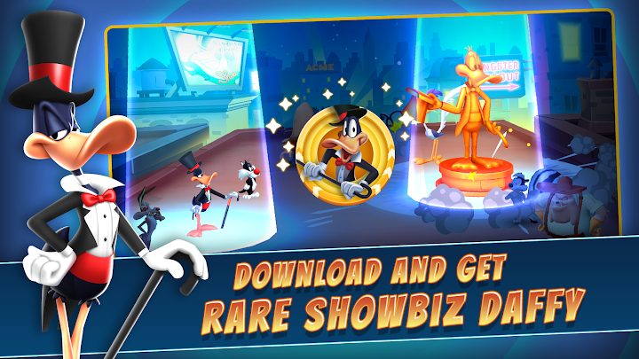 Looney Tunes™ World of Mayhem - Action RPG Android App Screenshot