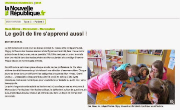 Photo: 2014-11-28 NR Le goût de lire s'apprend aussi