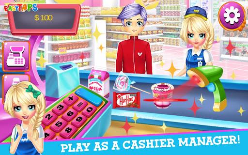 Supermarket Cashier Manager - Cash Register  screenshots 1