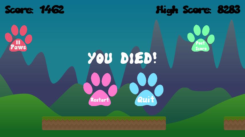 android Pug Run Screenshot 4
