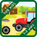 Animals Farm For Kids icon