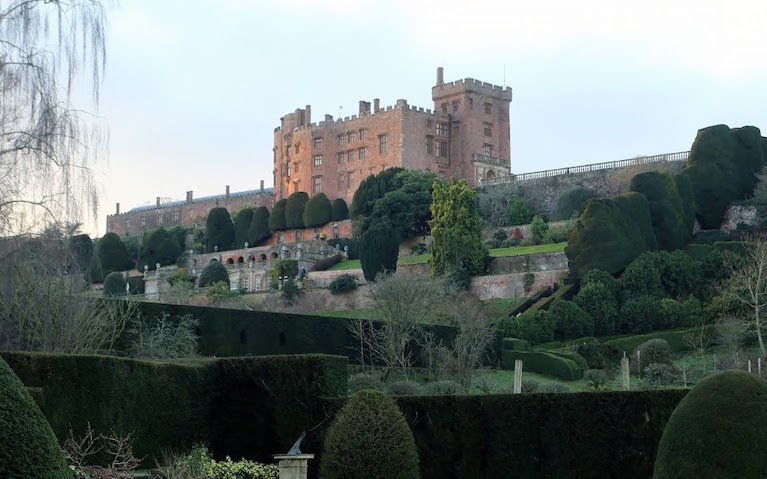 Vote for Powis Castle as garden of the year