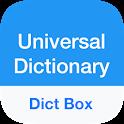 Dict Box - Universal Offline Dictionary icon