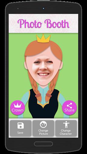 玩免費模擬APP|下載Elsa Photo Booth app不用錢|硬是要APP