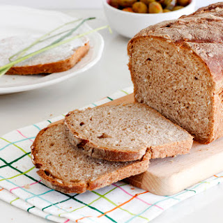 Whole Wheat and Oats Bread.