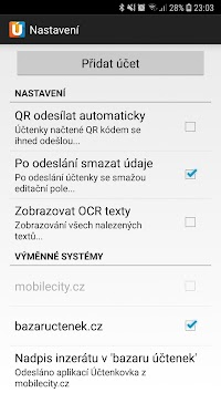Download Uctenkovka Ocr Qr Babis Apk Latest Version App For