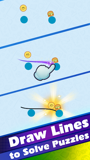 Line Physics: Draw Lines to Solve Puzzles 1.8.1 screenshots 1