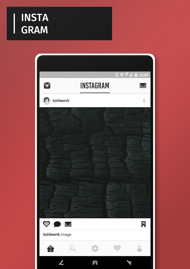Coalfield Substratum Theme- screenshot
