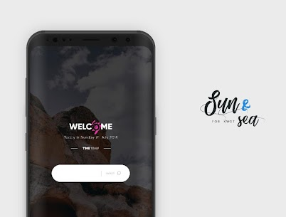 Sun & Sea for KWGT v3.2 [Paid] APK 5