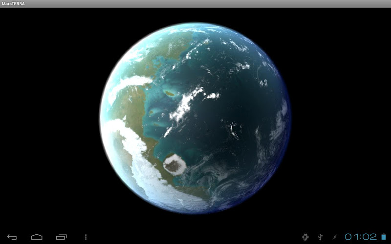 Скриншот Planet Mars 3D