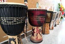 học trống djembe