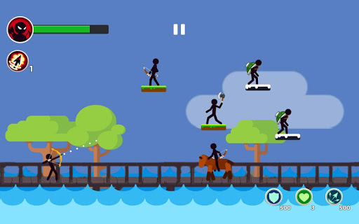 Stickman Archery Master - Archer Puzzle apkdebit screenshots 11