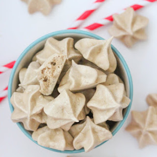 Root Beer Meringue Cookies.