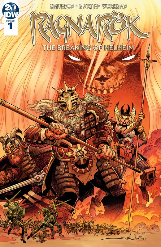 Ragnarök: The Breaking of Helheim (2019) - complete