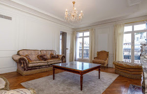 3 bedroom Haussmann luxury in Champs Elysees