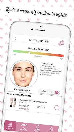 Mary Kay® Skin Analyzer ss2